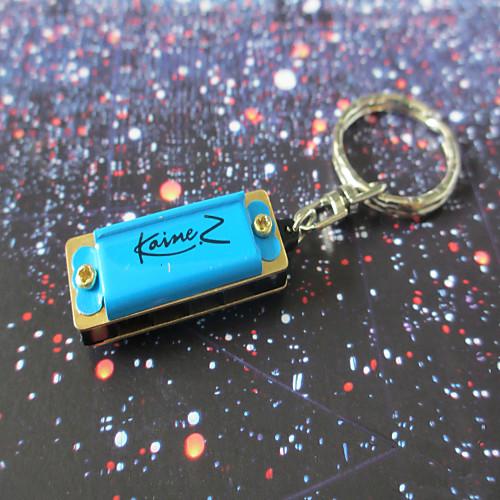 Мини-брелок губная гормонь Kaine - (K4-2) (4 отверстия/8 тонов, случайный цвет) Lightinthebox 85.000