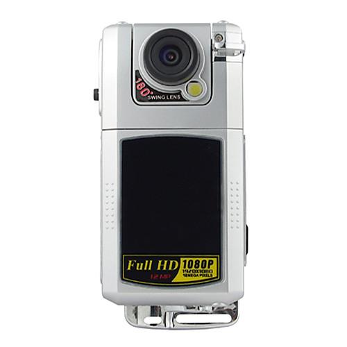 2,5-дюймовый ЖК-дисплей HD 1080P 5,0 мега 4x Digtial Увеличить Автомобильный видеорегистратор видеорегистратор Lightinthebox 1761.000
