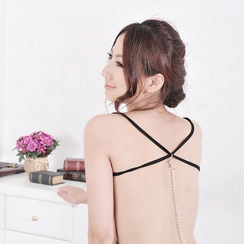 Женская сексуальная Halterneck пижамы Сторона Открытие Straped сорочек Lightinthebox 306.000