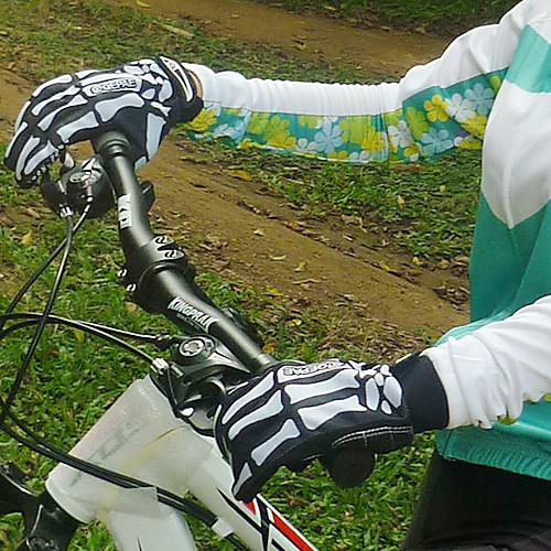 Велосипед Велоспорт Полный перчатки пальцев Защитная панель Lightinthebox 606.000