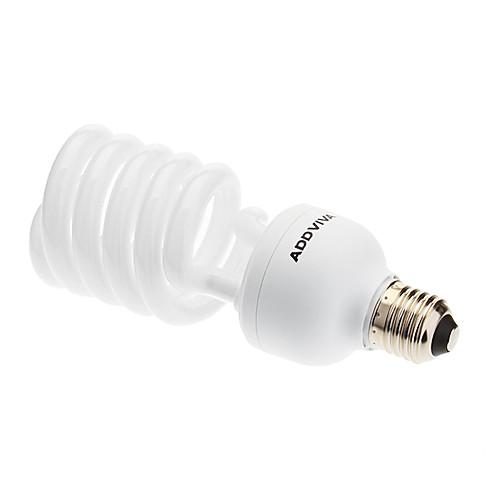 ADDVIVA  E27 40W 2400LM 6500K Дневной свет ESL / CFL 5T Половина Спираль накаливания (220-240V) Lightinthebox 515.000