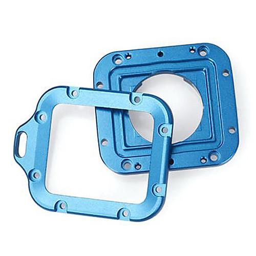 Полный GoPro Алюминий Ремешок для установки кольца Ver. 2 (синий) Lightinthebox 730.000