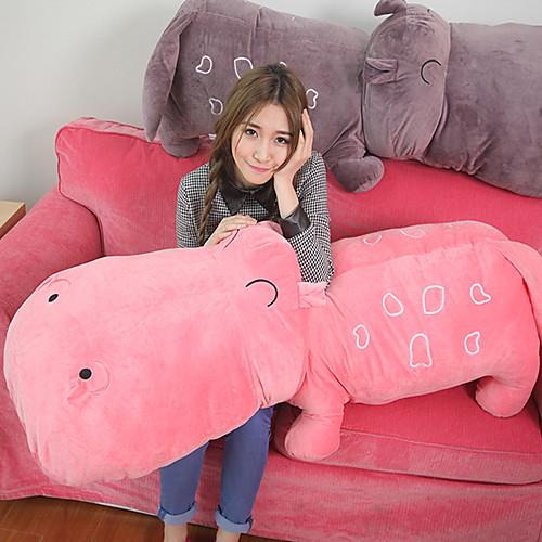 мультфильм большой розовый бегемот новинка подушка Lightinthebox 1288.000