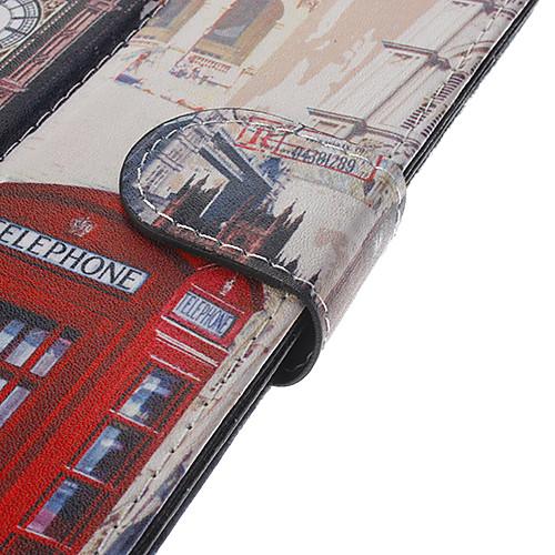 Шаблон британский стиль Общий случай с ручкой и экран протектор для 9 'Google / Asus / Amazon Tablet Lightinthebox 558.000