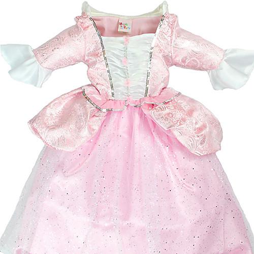 Candy Принцесса розовых терилен Детский карнавал Костюм Lightinthebox 3437.000