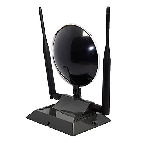 TS-9800 3800mW 802.11b / G / N / 150 Мбит USB 2.0 WiFi беспроводной сетевой адаптер (88dBi/2.4GHz) Lightinthebox 816.000