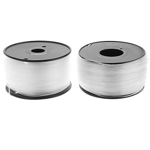 Reprapper расходные к 3D принтерам прозрачный цвет (необязательно диаметр проволоки и материалов) 1 шт Lightinthebox 1288.000