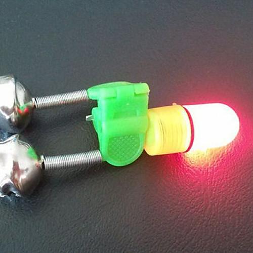 Колокольчики для рыбалки с красным светодиодом (1 шт) Lightinthebox 85.000