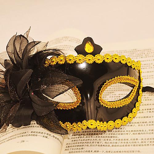 Темный Маска Королева черный ПВХ Карнавал партия Lightinthebox 171.000