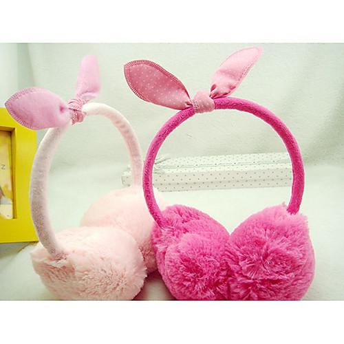 Детская уха кролика плюша Наушники (случайный цвет) Lightinthebox 214.000