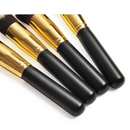 Pro Высокое качество 4 ПК Синтетический Макияж волос Румяна / Фонд / Powder Brush (3 цвет) Lightinthebox 644.000