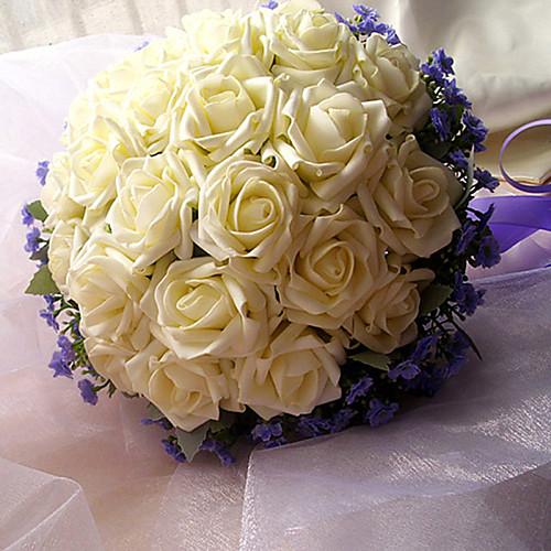 Круглая Форма Свадьба / Партия букет невесты Lightinthebox 1073.000