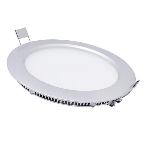 Светодиодная панель, 60 Свет, Современный Литье ультратонких Круглый алюминиевый ПК Lightinthebox 2148.000