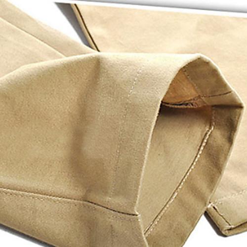 U & F Мужская хаки Drape Карманные Брюки с поясом Lightinthebox 858.000