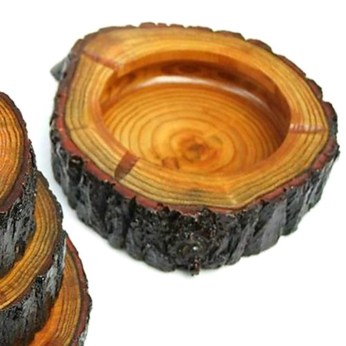 Европейский стиль ретро Настоящее Деревянный Пепельница Lightinthebox 644.000