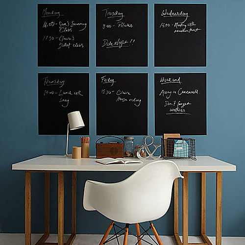 5шт DIY, доска стикеры стены, съемные, Декоративные Lightinthebox 644.000