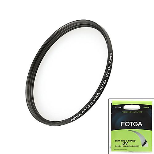 Fotga 67mm Pro1-D Ultra Slim UV Ультрафиолетовый защиты объектива фильтр для Canon / Nikon Lightinthebox 214.000