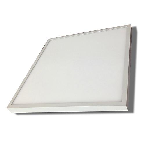 светодиодный панельный индикатор 1 свет современный шт кастинг квадратный алюминиевый Lightinthebox 3866.000