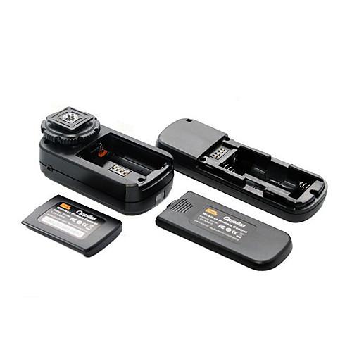 Pixel RW-221E3 беспроводной пульт дистанционного спуска затвора для Canon 60D/550D/650D/500D/700D Lightinthebox 943.000