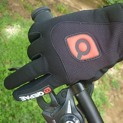 Велосипед Велоспорт Полный перчатки пальцев Lightinthebox 684.000