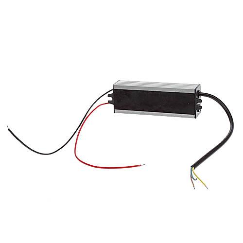 50W 1500mA Водонепроницаемый Светодиодный драйвер Источник питания (AC 176-265V / DC 27-37V) Lightinthebox 1245.000