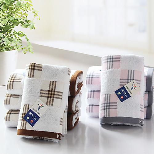 Полотенце для рук, 100% хлопок животных шаржа печати 74cmx34cm - 2 Цвета Доступные Lightinthebox 300.000