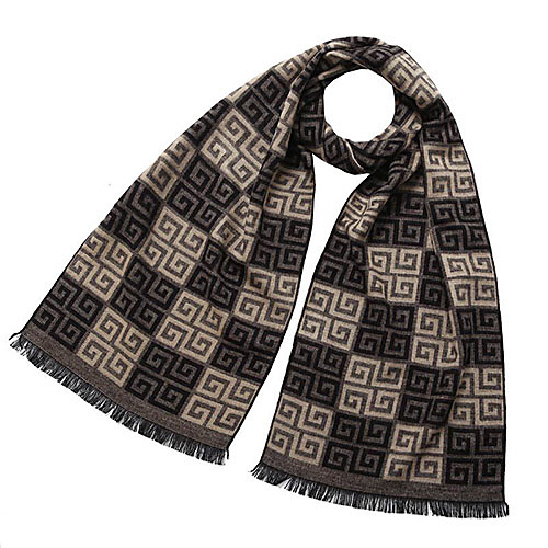 мода кашемир шарфы шаль образец вязания Lightinthebox 730.000