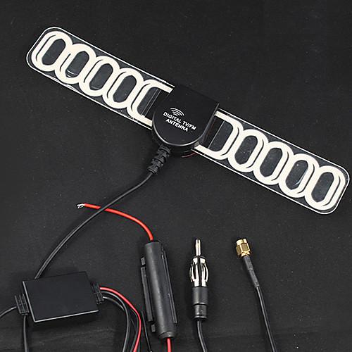 в автомобиле усиливается радио DVB-T ATSC антенны FM SMA разъем 4,5 м провода Lightinthebox 773.000