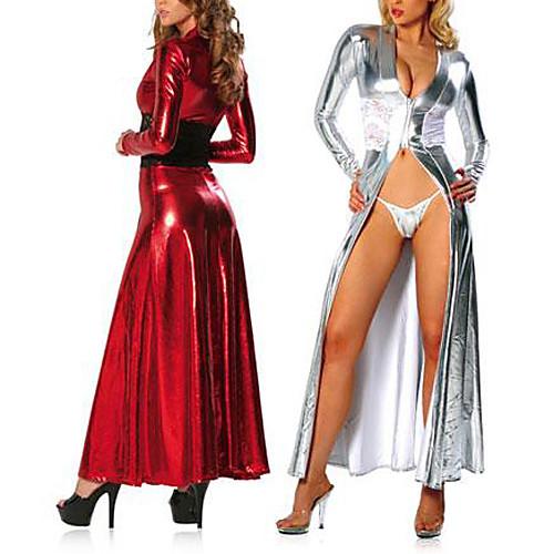 2 Цвет Делюкс Кожа PU женщин Сценический костюм Lightinthebox 1073.000