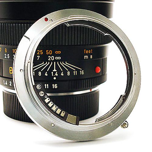 EMOLUX AF-Подтвердите Leica R объектив для Canon EOS EF крепежного адаптера с электронным 5D II 7D Lightinthebox 1245.000