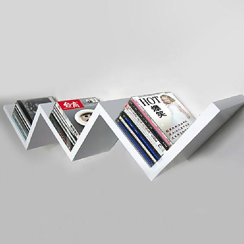 Современная Простой стиль W Форма Белый деревянной стойке Lightinthebox 1718.000