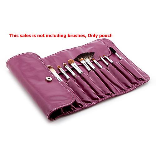 10 слотов Pro Косметический Макияж Кисти Дело держатель рулона сумка Lightinthebox 171.000