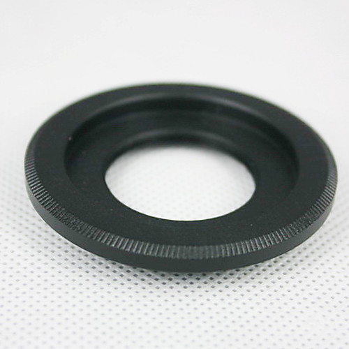 Черный 16mm C-Mount Cine фильм объектив Nikon 1 J1 Гора V1 объектива камеры переходное кольцо Lightinthebox 300.000