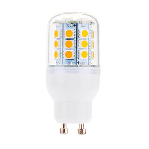 GU10 6W 31x5060SMD 530LM 2500-3500K теплый белый свет мозоли СИД лампа (220-240V) Lightinthebox 257.000