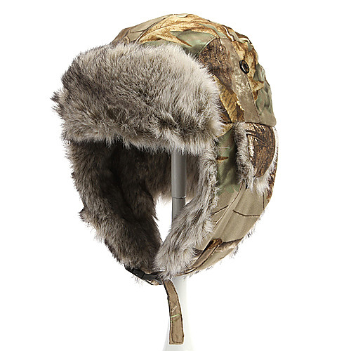 Pinewood-Unsiex Камуфляж Тепловые Hat Earflap Lightinthebox 1288.000