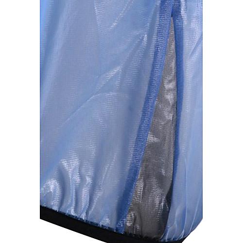 мужской водонепроницаемый походы дождь куртка ветрозащитный ультрафиолетового устойчивостью компактный Lightinthebox 1288.000