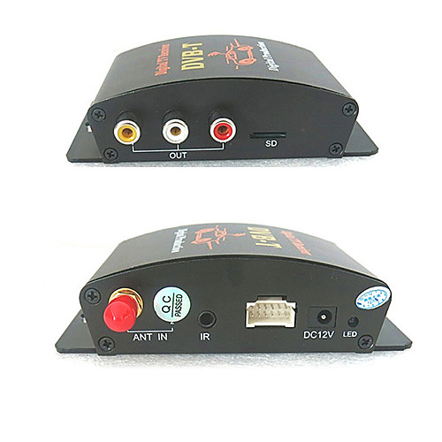 ED012-M629 DVB-T MPEG-4/MPEG-2 МОБИЛЬНЫЕ HD Автомобильный цифровой ТВ тюнер ресивер Lightinthebox 2534.000