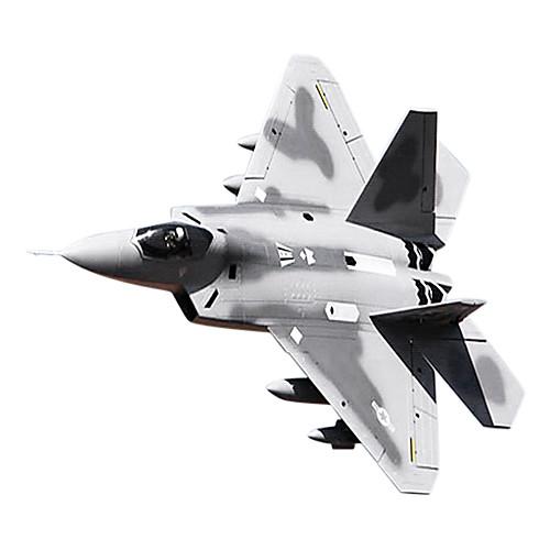 Лан Сян F-22 12CH 70mm EDF RC JET самолет КИТ Lightinthebox 10441.000