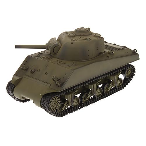 Хэн Длинные ШЕРМАН M4A3 1/16 Масштаб RC боевой танк с имитацией дыма Lightinthebox 8164.000