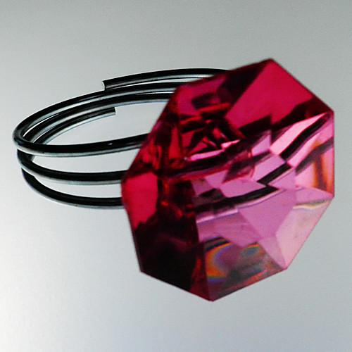 Кристалл Свадебный Салфетка кольцо, акриловые Dia провода 4,5 см, набор из 12 Lightinthebox 429.000