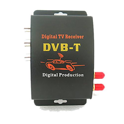 ED013-M629S DVB-T MPEG-4/MPEG-2 МОБИЛЬНЫЕ HD Автомобильный цифровой ТВ-ресивер двойным тюнером Lightinthebox 3652.000