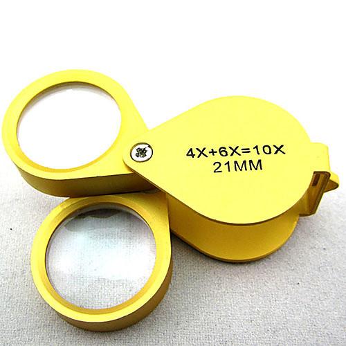 4 6 Золотой Цвет Дважды Конец увеличительное стекло Lightinthebox 214.000