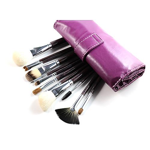 12шт Соболь волос Профессиональный макияж кисти указан Lightinthebox 944.000