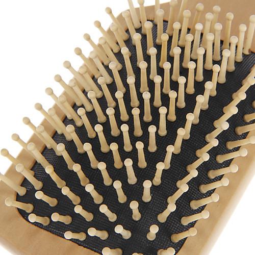 Большой размер деревянной ручкой плоским расческой Lightinthebox 300.000
