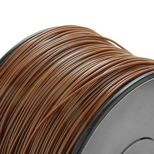 Reprapper 3D Расходные материалы для принтера цвет древесины (необязательно Диаметр проволоки и материал) 1 шт Lightinthebox 944.000