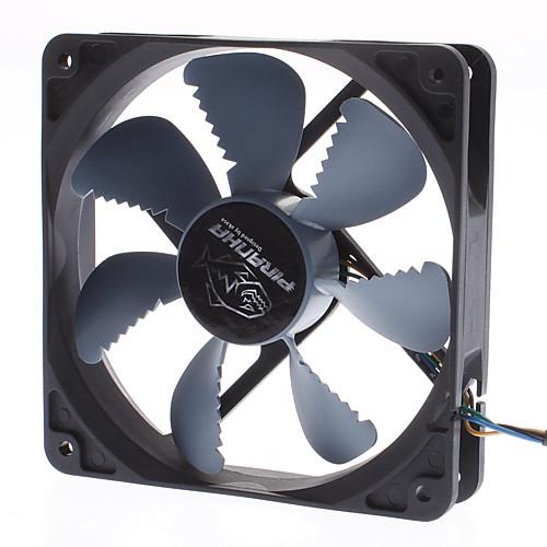 АК-FN072 12см воздуха Ripper стеклоочистителя ШИМ Гладкая управления Auto Скорость Super Silent вентилятор для ПК Lightinthebox 601.000
