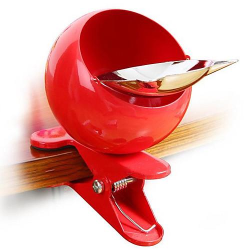 Мода Новый тип нержавеющей стали с крышкой клип Пепельница - 3 Colours Имеющийся Lightinthebox 730.000