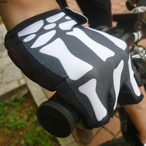 Прочные перчатки Половина Finger Дизайн для Велоспорт Lightinthebox 556.000