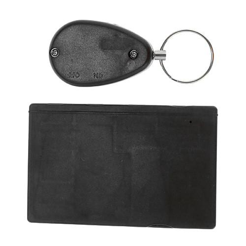 Anti-Потерянный Размер Сигнализация РФ Кредитная карта беспроводной Супер электронная Key Finder с 1 х приемников Lightinthebox 429.000