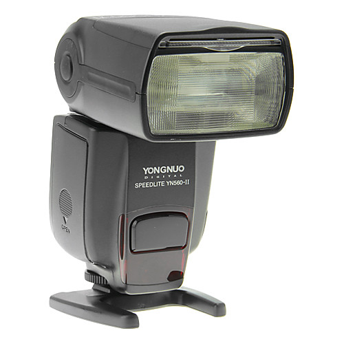 фотовспышка youngnuo YN560-ии Speedlite для Canon / Pentax / Panasonic / Nikon (черный) Lightinthebox 2191.000